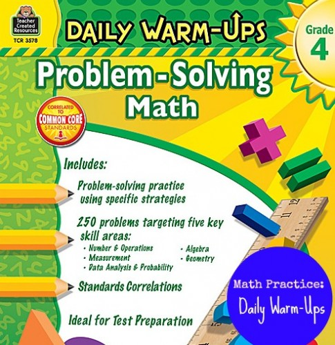 Daily Warm-Ups-Teacher Created Resources