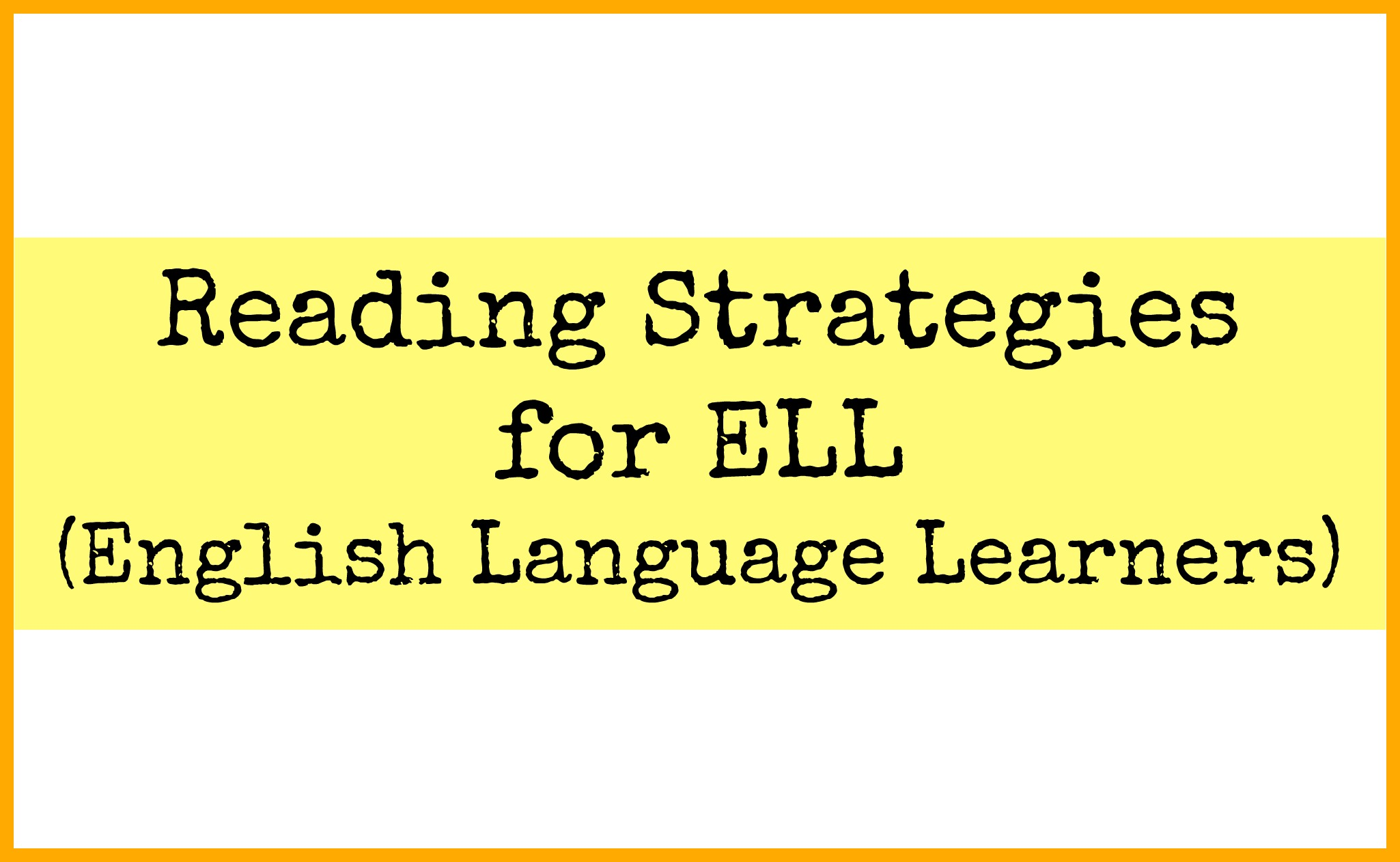 strategies of the english language in Needs of children working to learn the english language, students with disabilities, native american students, homeless students, the children of migrant workers strategies for teaching english learners, states and districts report a shortage of teachers of english as a second language.