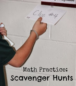 Scavenger Hunt -Teacher Created Resouces