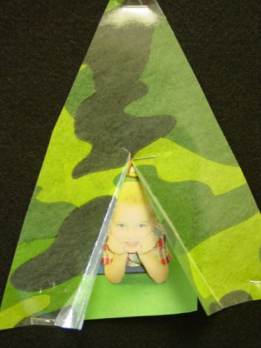 Happy Campers Tent - Teacher Created Resources