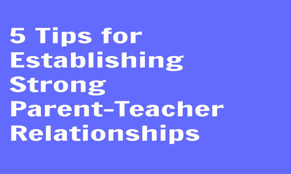 parent teacher relationships Building parent-teacher relationships washington, dc: american federation of teachers reprints you are welcome to print copies for non-commercial use, or a limited number for educational purposes, as long as credit is given to reading rockets and the author(s) for commercial use, please contact the author or publisher listed.