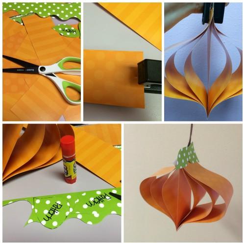 Pumpkin Lantern Tutorial - Teacher Created Resources