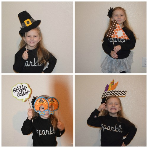 Thanksgiving Photo Booth Props TCR Blog