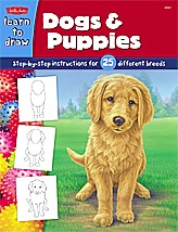 Learn to Draw: Dogs & Puppies