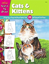 Learn to Draw: Cats & Kittens