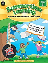 Summertime Learning Grade 1