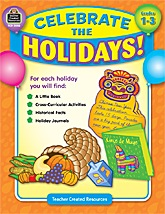 Celebrate the Holidays, Grades 1-3