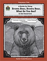 A Guide for Using Brown Bear, Brown Bear,                         What Do You See? in the Classroom