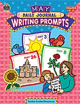 May Daily Journal Writing Prompts