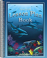 Lesson Plan Book from Wyland