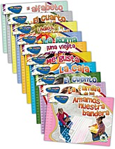 Dr Jean Literacy Spanish Reader Set (10 bks)
