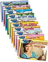 Dr Jean Science Spanish Reader Set (10 bks)