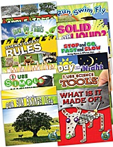 My Science Library Set K 1 (set of 12)