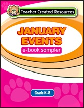 January Events E-book Sampler
