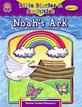 Bible Stories & Activities: Noah's Ark