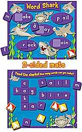 Word Shark: Word Chunks Game