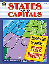 States and Capitals Grd 4-5