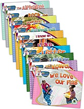 Dr Jean Literacy Reader Set (10 bks)