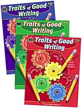 Traits of Good Writing Set (3 books)