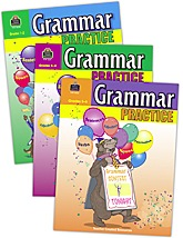 Grammar Practice Set (3 books)