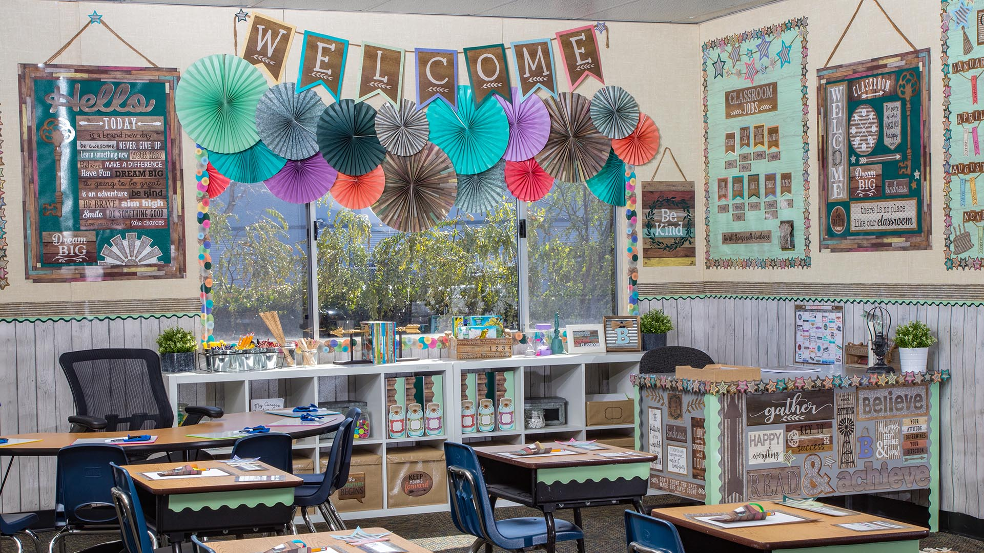 Home Sweet Classroom 2 Classroom Decorations Teacher Created Resources