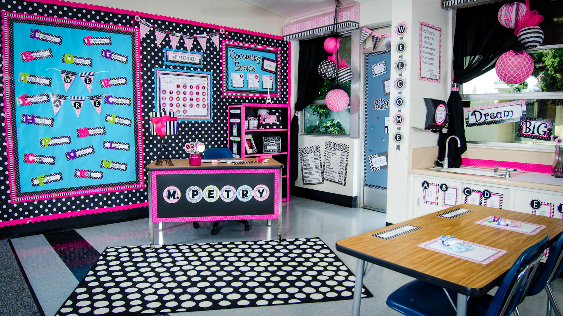 Parisian Classroom Decorations Teacher Created Resources