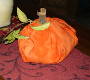 Fall Pumpkin Craft from Teacher Created Resources