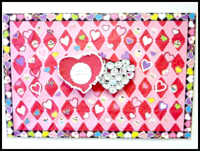 Valentine S Day Classroom Project Assorted Sweeties Teacher