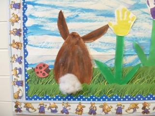 Spring Bulletin Board-Teacher Created Resources