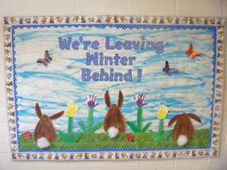 Spring Bulletin Board-Teacher Created Resources