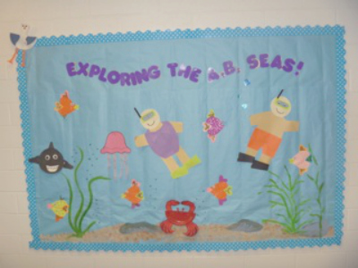 A B Seas - Teacher Created Resources