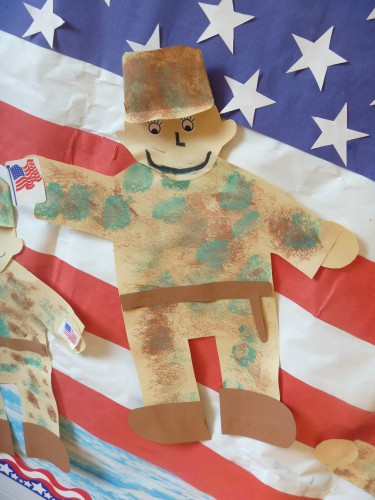 Bulletin Board: Memorial Day Teacher Created Resources