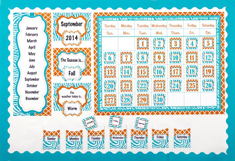 Birthday Calendar For Classroom : Terrific ways to use library pockets teacher created tips