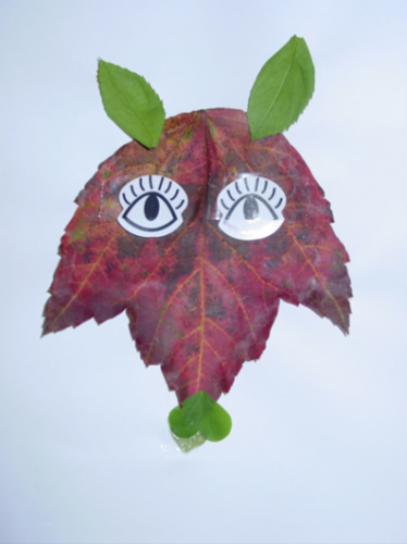 Fall Fox Craft TCR Blog