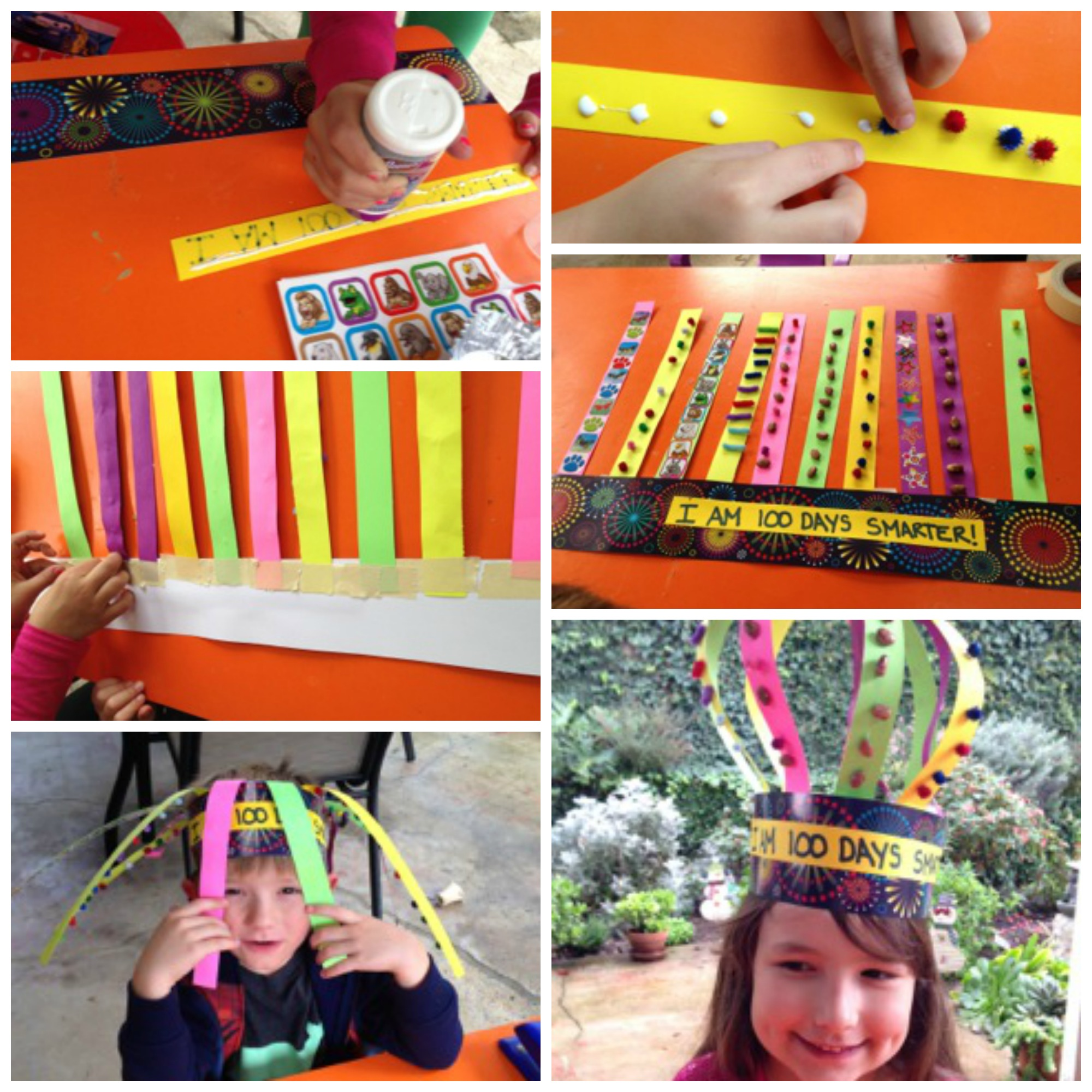100th Day of School Ideas For Kindergarten 100th Day of School Hat