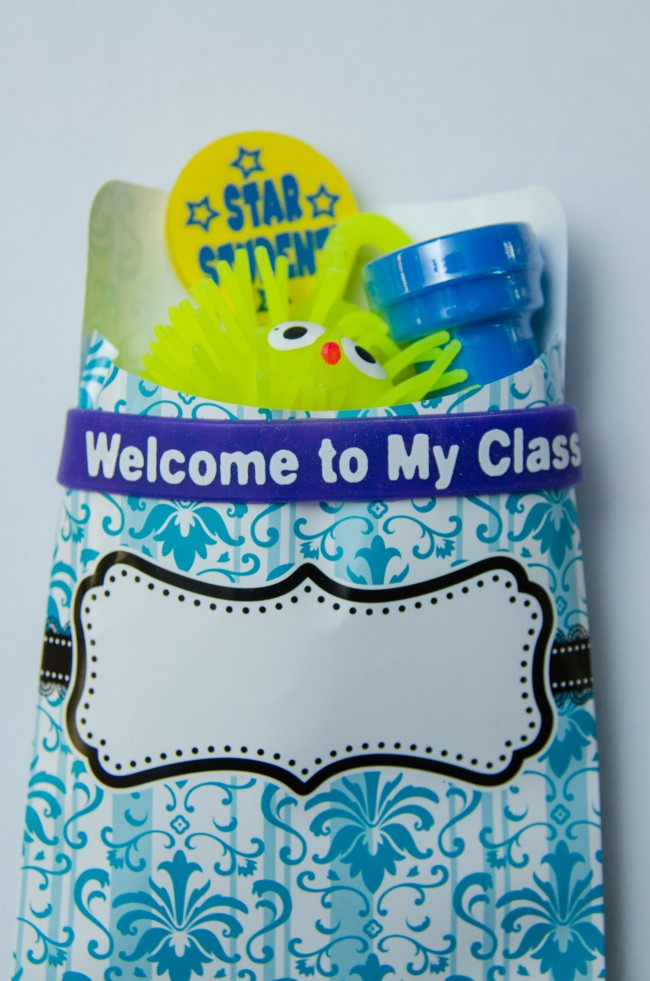 Welcome Library Pockets-Teacher Created Resources