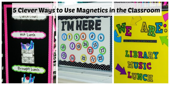 Teacher Created Resources Magnetics