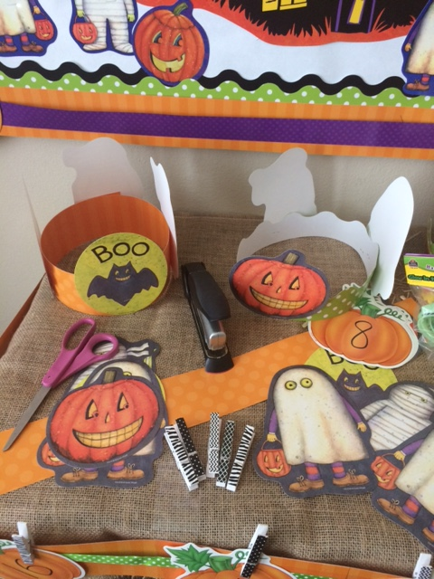 Teacher Created Resources Halloween Crowns