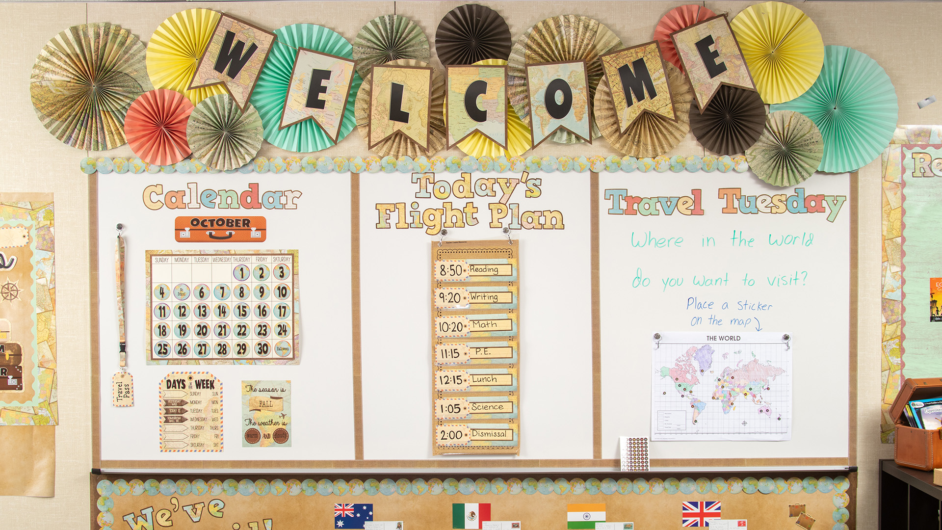 Backgrounds For Zoom and Google Meet – Teacher Created Tips