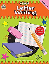 Letter Writing, Grades 1-2