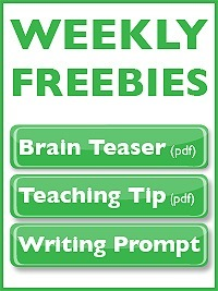 Printables Teacher Created Materials Inc Worksheets free teacher resources lessons activities brain teasers daily events weekly freebies