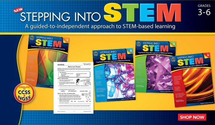Stepping into Stem