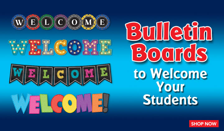 Bulletin Boards to Welcome Your Students Collection