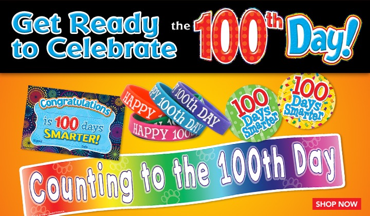 Celebrate the 100th Day!
