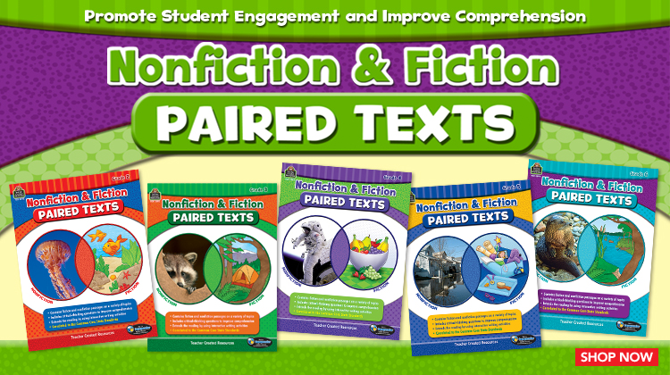 Nonfiction and Fiction Paired Texts
