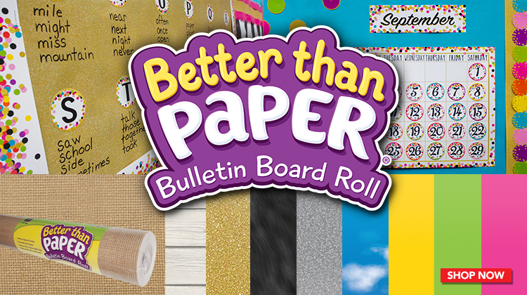 Better Than Paper Bulletin Board Rolls