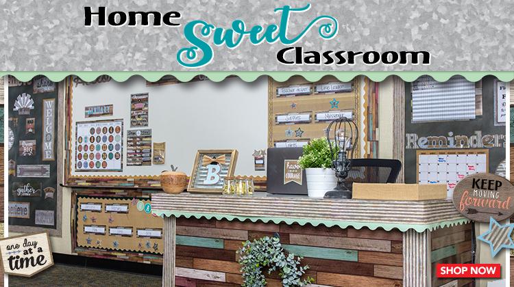 Home Sweet Classroom