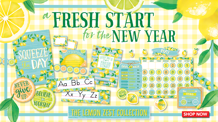 Lemon Zest Collection