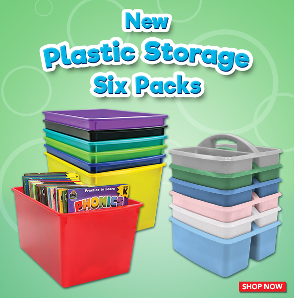 Plastic Storage Six Packs