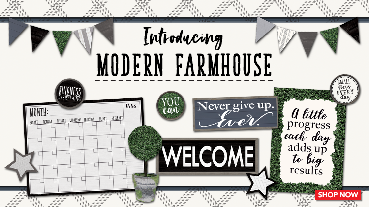 Modern Farmhouse Decor